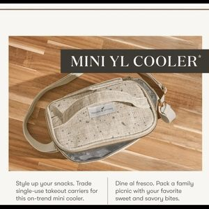 Young Living Mini Cooler/Lunch Bag